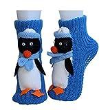 Coxeer® Baby Socks 3d Cute Cartoon Animal Designer Cotton Kid's Socks With Bell Christmas Gift