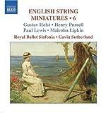 English String Miniatures V. 6
