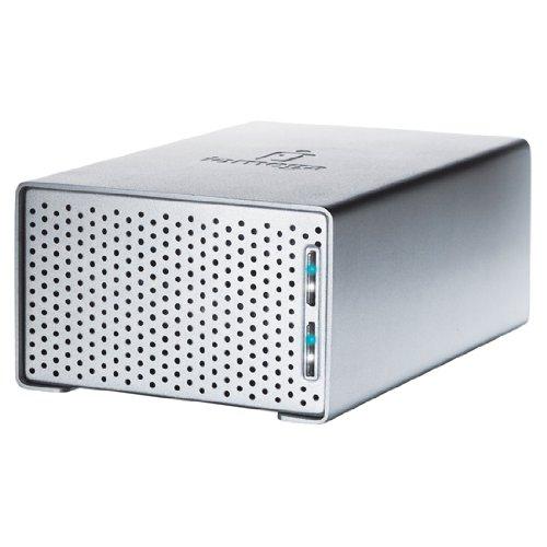 Iomega 34537 4TB UltraMax Plus eSATA/Fiirewire 800/USB 2.0 3.5 Inch External Hard Drive