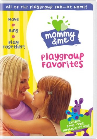 Mommy & Me: Playgroup Favorites [DVD] [Import]