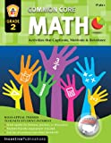 img - for Common Core Math Grade 2: Activities That Captivate, Motivate & Reinforce book / textbook / text book