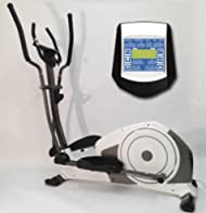 Cheap Elliptical Cross Trainer with Touch Screen Technology - The Orbus XT9 Advance has a 15kg Flywheel Wireless HR Chest Strap and Impressive Build Quality. NOTE Shipping to MAINLAND UK only excludes Northern Ireland. On sale-image
