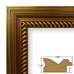 Amazon.com: Craig Frames 77845400 24 by 36-Inch Picture ...
