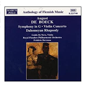 De Boeck - Orchestral Works from Marco Polo