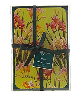 RHS Freesia Scented Sachets, Set of 2 from Wax Lyrical