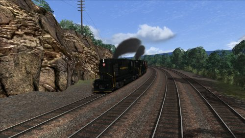 Horseshoe Curve Route Add-On Online Code screenshot