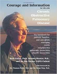 Emphysema, Bronchitis: Rick Carter, Brooke Nicotra, Jo-Von Tucker