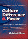img - for Culture Difference & Power book / textbook / text book