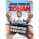 """Leg dich nicht mit Zohan an (Unrated) [2 DVDs]von """"John Turturro"""""""