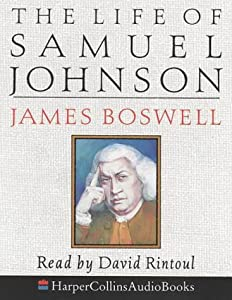 "Cover of ""The Life of Samuel Johnson"""