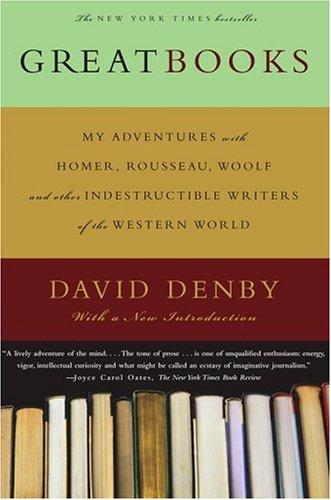 Great Books, David Denby