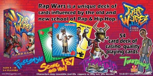 Rap Wars Card Game