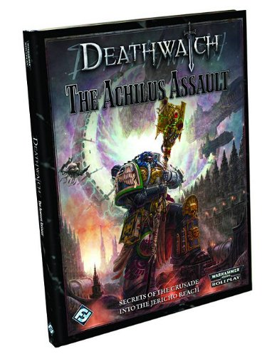Deathwatch: The Achilus Assault - 1