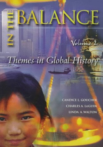 In the Balance: A Thematic Global History, Volume II PDF