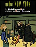 img - for Under New York book / textbook / text book