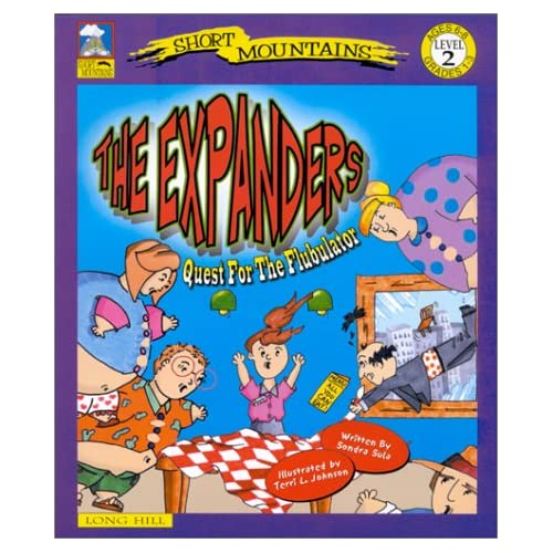 The Expanders : Quest For The Flubulator Sondra Sula