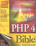 Php 4 Bible (076454716X) by Converse, Tim