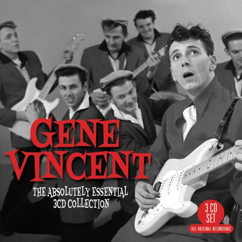 Gene Vincent - Eis am Stiel The Ultimate, Volume 1 - Zortam Music