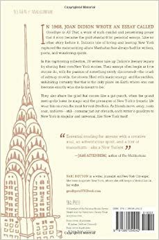 Goodbye to All That: Writers on Loving and Leaving New YorkPaperback– October 8, 2013