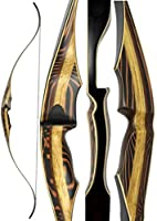 TigerShark ONE PIECE Recurve Bow by Sout...