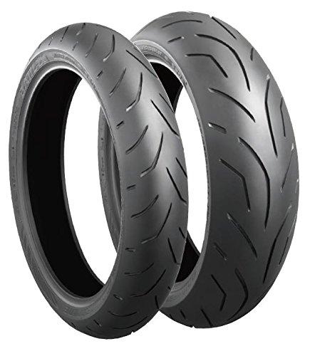 BRIDGESTONE (ブリヂストン)バイク用タイヤ[前後セット]BATTLAX HYPERSPORT S20 EVO 120/70ZR17 (58W) TL & 180/55ZR17 (73W) TL