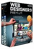 Software: MAGIX Web Designer 9 Premium - Editor HTML