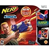 Nerf N-Strike Elite Bundle - Nintendo Wii (Bundle)