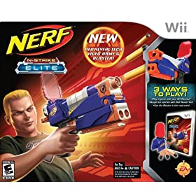 Nerf N-Strike Elite Bundle