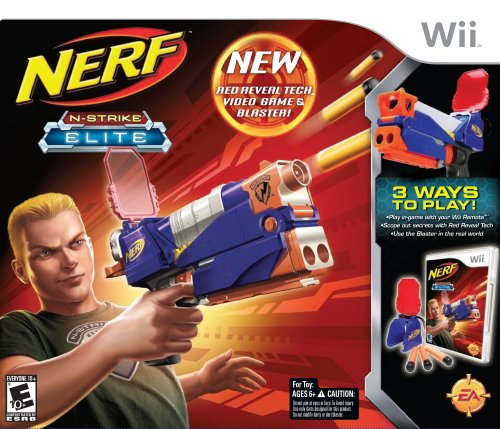 N-Strike Elite Nerf Pistol Set