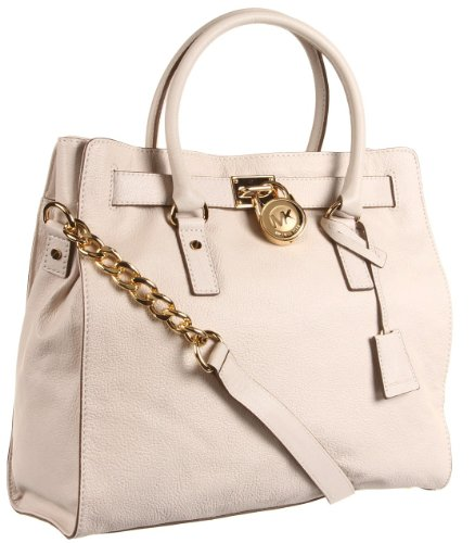 Michael Kors Giftable Large Gold Leather Hobo Shoulder Bag $328