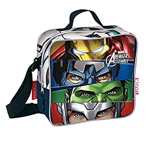 Marvel Avengers Insulated Cooler Lunch Bag
