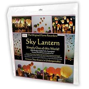 Sky Lantern - Lighted Floating Balloon