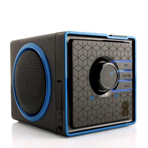 GOgroove SonaWAVE ³ Portable Stereo Speaker