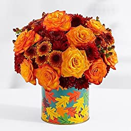 Cute Zahara - eshopclub Same Day Thanks giving Flower Delivery - Online Thanksgiving Flower - Thanksgiving Flowers Bouquets - Send Thanks giving Flowers