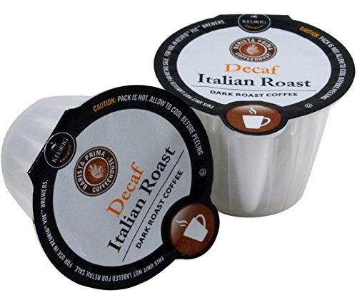 Barista Prima Italian Roast DECAF for VUE Brewers (2 Box of 12 VUE Packs) (Barista Prima Italian Decaf compare prices)