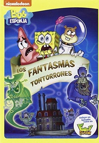 Bob Esponja: Los Fantasmas Tontorrones (Import Dvd) (2012) Personajes Animados...