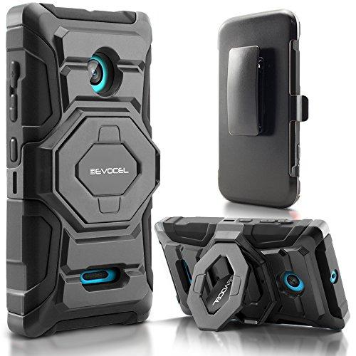Evocel® Microsoft Lumia 435 Case - Dual