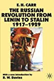 The Russian Revolution from Lenin to Stalin 1917-1929 (0333993098) by Carr, E. H.
