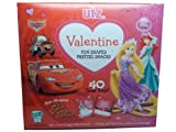 Utz Valentine Fun Shaped Pretzel Snacks 40 Treat Bags