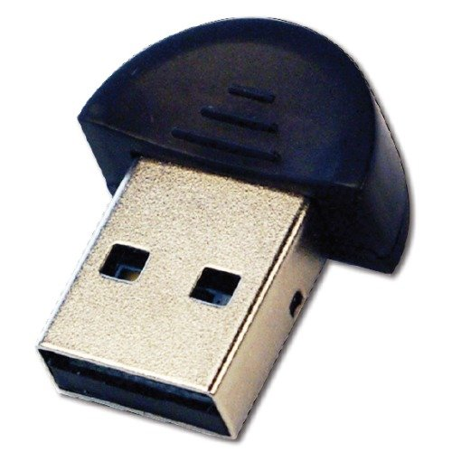 LogiLink BT0006A Mini Bluetooth USB Dongle Class 2 Mini Bluetooth Adapter