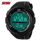 Handcuffs SKMEI 1025B Luxury Digital Watch