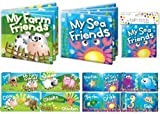 Bath Book My Farm Friends My Sea Friends