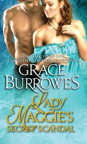 Lady Maggie's Secret Scandal by Grace Burrowes
