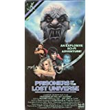 Prisoners of the Lost Universe [VHS] ~ Richard Hatch