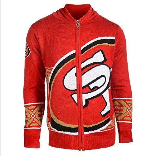 NFL San Francisco 49ers Zip Hoodie