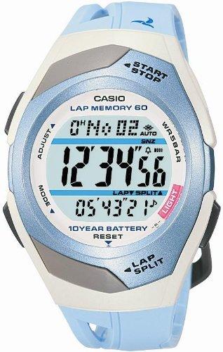CASIO (カシオ) 腕時計 PHYS フィズ STR-300J-2CJF レディース