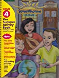 img - for Summer Vacation 4th Grade book / textbook / text book
