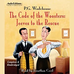 The Code of the Woosters | [P. G. Wodehouse]