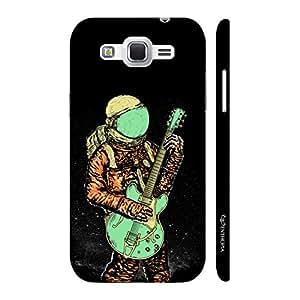 Enthopia Designer Hardshell Case Astronaut Guitar Back Cover for Samsung Galaxy J2 (2016)