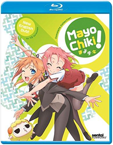 まよチキ!: コンプリート・コレクション 北米版 / Mayo Chiki: Complete Collection [Blu-ray][Import]